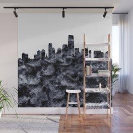Jersey City Skyline New Jersey Wall Mural