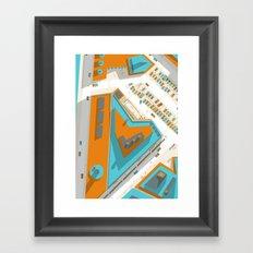 Ground #01 Framed Art Print