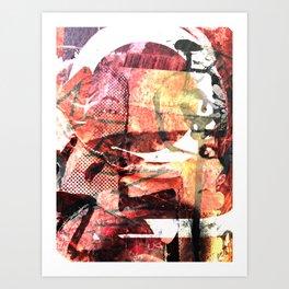 Bleeker and Bowery Art Print