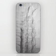 Bunny Girl Glitch iPhone & iPod Skin