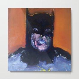 Bat diddy Metal Print