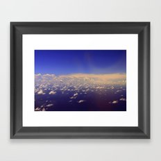 Skyview Framed Art Print
