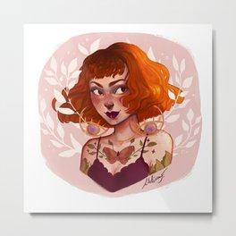 Lana Jay's OC Redraw Metal Print