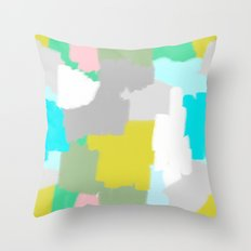 Me and You Mingled Throw Pillow