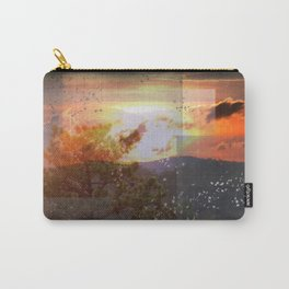 God's Country The Smokies Carry-All Pouch