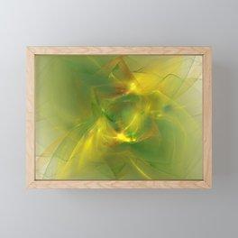 Folds In Paradise II Framed Mini Art Print