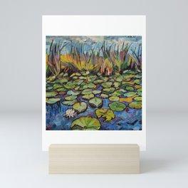 Water Lilies Mini Art Print