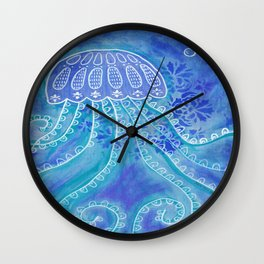 Barlings Design jelly fish 1 Wall Clock