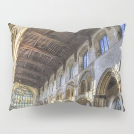Rochester Cathedral Art Pillow Sham