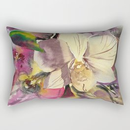 20120423 Orchid Rectangular Pillow