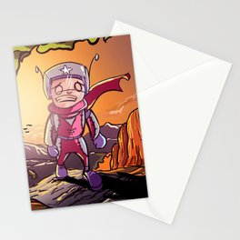 Dean Adventure Stationery Cards