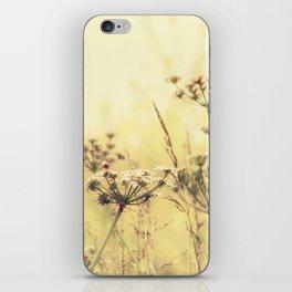 Wildflower Dreams iPhone Skin