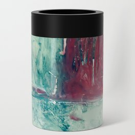 abstract painting Can Cooler