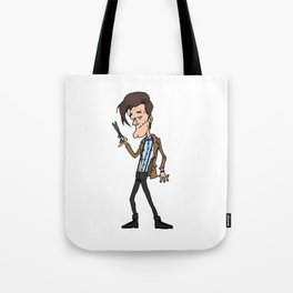 11th Doctor Tote Bag