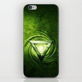 Element - Ventus iPhone Skin