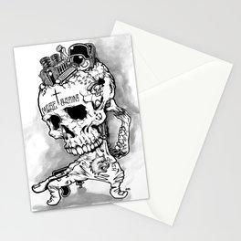 HOT SKULL Stationery Cards