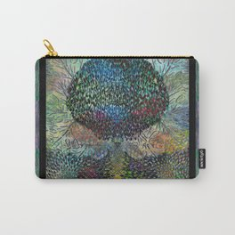 Tree of Life 2 - The Sacred Tree  Carry-All Pouch