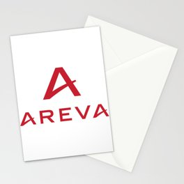 Areva Stationery Cards