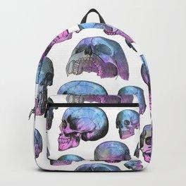 Vintage Anatomy Illustrations - Skull Pattern Backpack