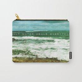 Ocean Healing Carry-All Pouch