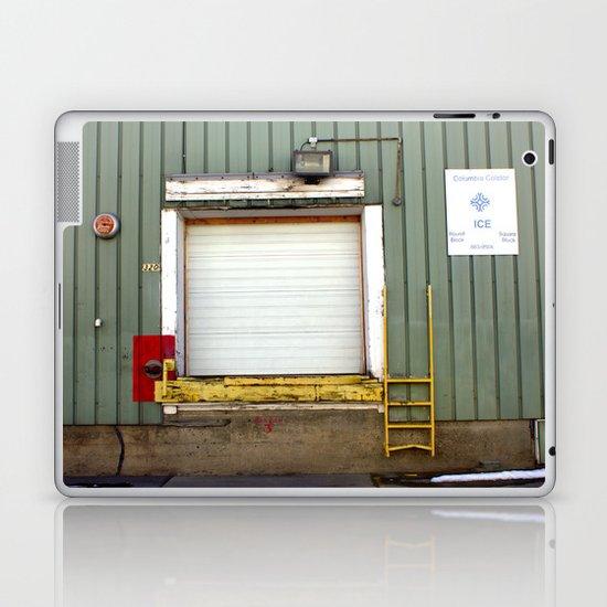 Loading dock Laptop & iPad Skin