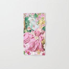 Marie Antoinette Garden Party Hand & Bath Towel