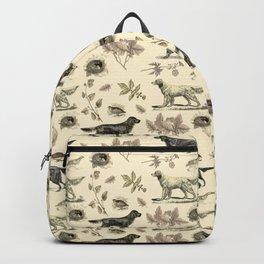 Setters Bird-dog pattern Backpack
