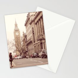 London Girl Stationery Cards