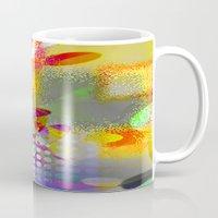 holiday Mugs featuring holiday by David Mark Lane