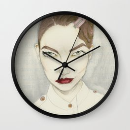 Karlie Kloss Wall Clock