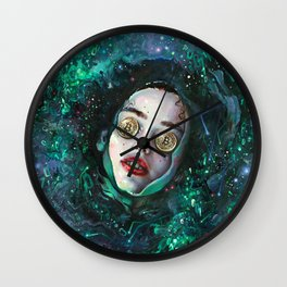 Crypto Styx Wall Clock