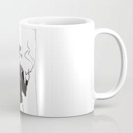 Girls Who Wear Glasses by Kat Mills Coffee Mug
