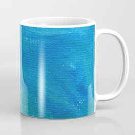 Squared Up Oceans Coffee Mug