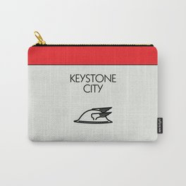 Keystone City Monopoly Location Carry-All Pouch