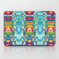 glitch iPad Cases featuring glitch by Xenia Pirovskikh