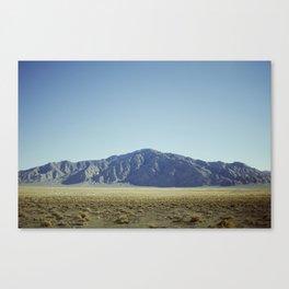 Nevada Canvas Print
