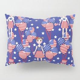 4th July Pillow Sham