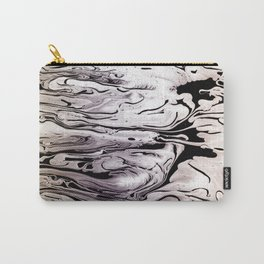 LIQUID MARBLED & PASTEL Carry-All Pouch