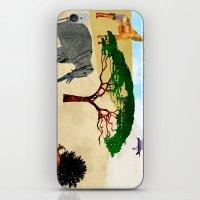 safari iPhone & iPod Skins featuring Safari by Design4u Studio