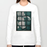 contact Long Sleeve T-shirts featuring Contact by Sirenphotos