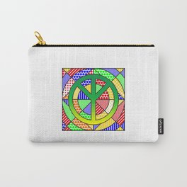 Protect the Earth - Trans Carry-All Pouch