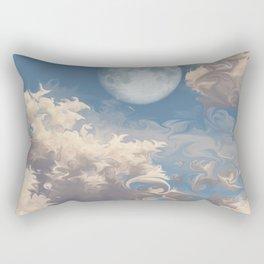 Moonrise (Cloud series #8) Rectangular Pillow