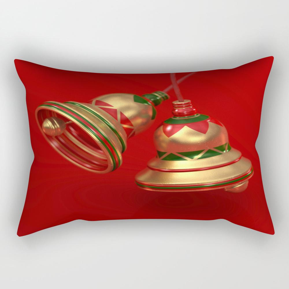 Ding Dong Rectangular Pillow RPW8412522