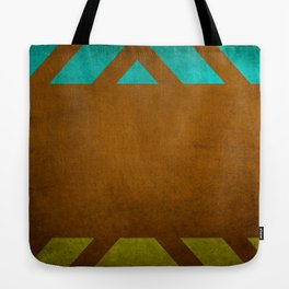 Abstract retro background Tote Bag