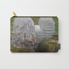 Intertwined Mushrooms Carry-All Pouch