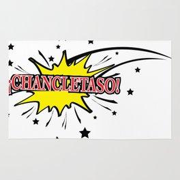 Chancletaso Rug