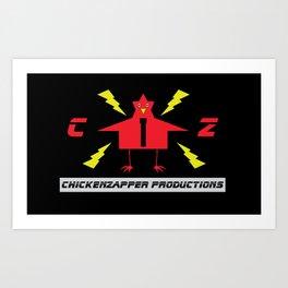 CZ Productions Art Print