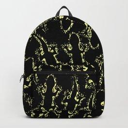 Lizard glitter Backpack