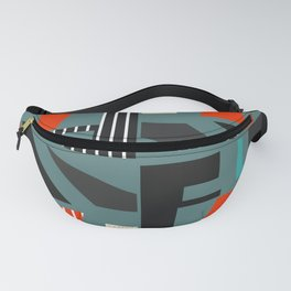 Lost letters Fanny Pack
