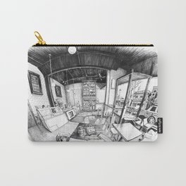 Spinelli's Bakery and Cafe, Denver Carry-All Pouch